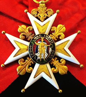 French military order