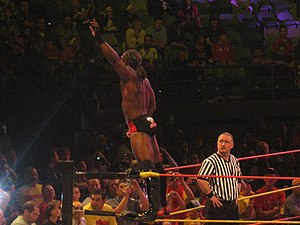 Orlando Jordan - Jordan during the Hulkamania tour of Australia in 2008