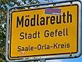 Ortsschild Mödlareuth 20201003 120510.jpg