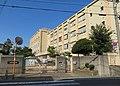 Osaka City Sumiyoshi elementary school 20191005.jpg