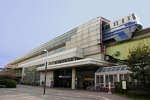 Osaka Monorail Dainichi Station.JPG