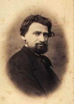Otto Evens - Portrait of Otto Evens, 1865