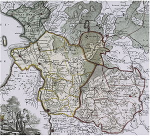 Lordship of Overijssel - Lordship of Overijssel 1757