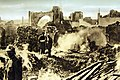 Overlooking damage at Damascus following bombardment of the French, WWI (29335076361).jpg