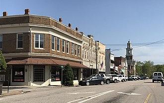 Oxford, North Carolina - Image: Oxford, North Carolina