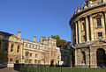 Oxford - Brasenose College - and Radcliff camera.jpg