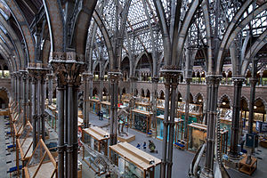 English: Oxford University Museum of Natural H...