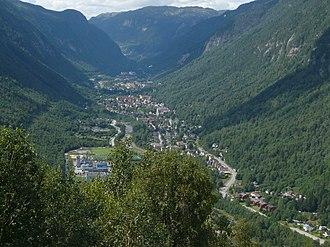 Tinn - Rjukan