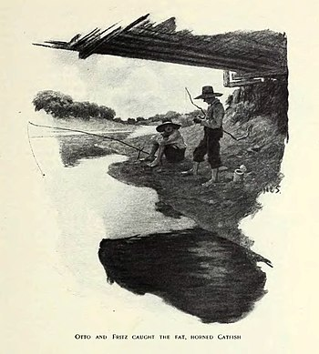 P775, Harper's Magazine 1909--The enchanted bluff.jpg