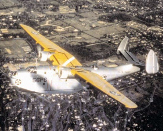 PBM-1 Mariner VP-56 1940