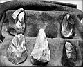 PSM V43 D688 Flint from st acheul and argillites from delaware valley.jpg