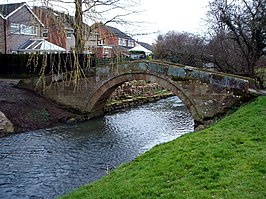 Packhorse Bridge, Romanby