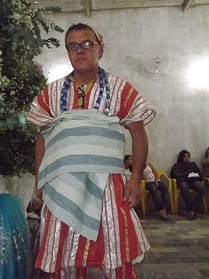 Pai Waldo de Oxossi