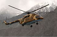 Pakistan Army Mil Mi-17-1V Asuspine
