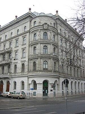 Austrian Latin America Institute - Palais Schlick in Vienna