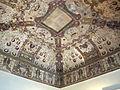 Palazzina di marfisa d'este, sala A, grottesche di camillo filippi e bastianino, fine xvi sec 01.JPG