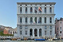Palazzo Corner della Ca' Granda Canal Grande Venezia.jpg