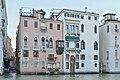 Palazzo Minotto-Barbarigo e Barbarigo Canal Grande Venezia.jpg