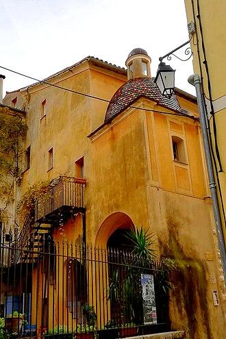 Giovanni Paolo Lascaris - Palais Palazzo Lascaris de Vintimille à Castellar