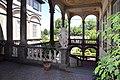 Palazzo pfanner, scalone esterno 09.jpg