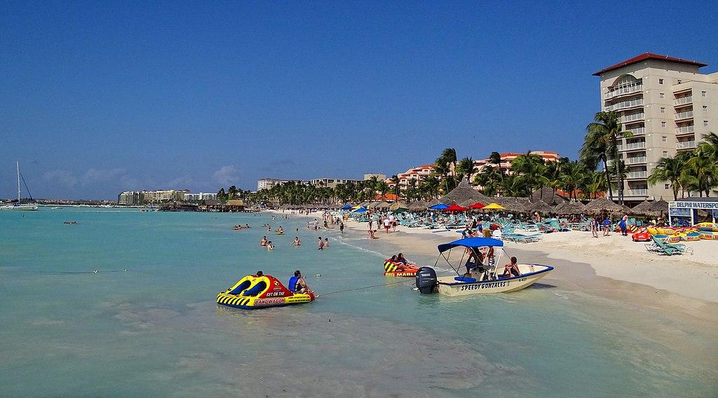 Palm Beach Aruba 2013 | Wikipedia