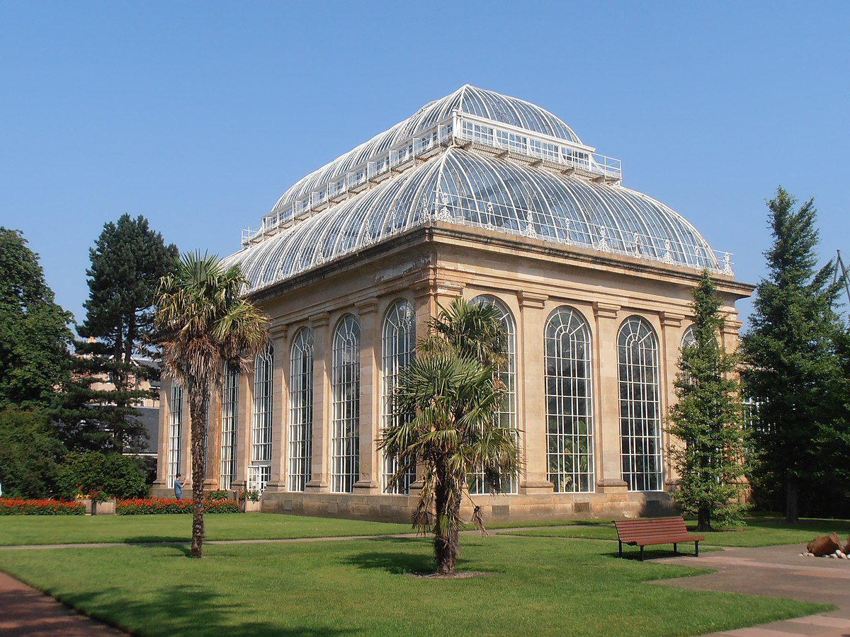 ROYAL BOTANICAL GARDENS, EDINBURGH