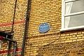 Pamela Hansford Johnson plaque unveiling in Clapham 02.jpg