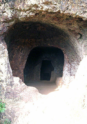 Panhala - Parashar caves