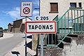 Panneau entrée Taponas 2.jpg