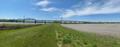 Panorama of Sibley Railroad Bridge looking west.png