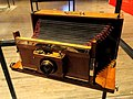 Panoramic camera used by the Societe d'Impression de la Cote z'Azur, c. 1920 - Musée Nicéphore Niépce - DSC06000.JPG
