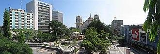 San Pedro Sula - Image: Panoramica san pedro sula
