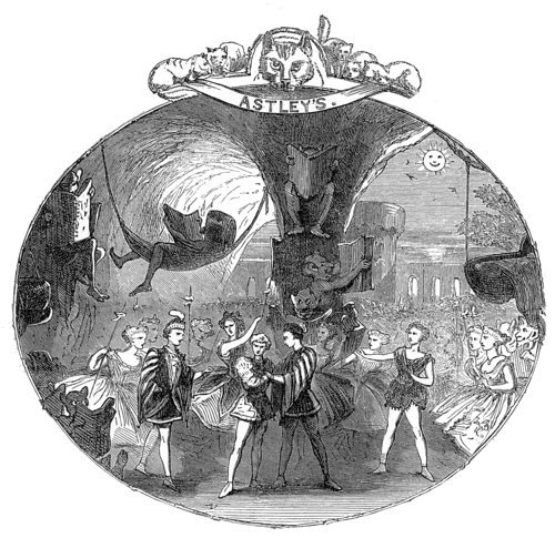 Hush-a-Bye Baby, On the Tree Top - an 1866 pantomime by Gilbert and Charles Millward Pantomimes of 1866 - Hush-a-Bye Baby.png