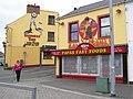 Papas Fast Foods, Enniskillen - geograph.org.uk - 1362145.jpg