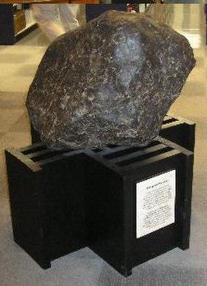 LL chondrite - Paragould meteorite, an LL5