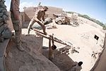 Paratroopers, Afghan soldiers man remote outpost in Ghazni Province DVIDS610537.jpg
