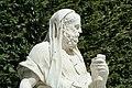 Parc de Versailles, Rond-Point des Philosophes, Lysias, Jean Dedieu inv1850n°9452 02.jpg