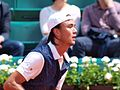 Paris-FR-75-open de tennis-25-5-16-Roland Garros-Taro Daniel-09.jpg