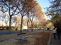 Paris 75015 Quai Branly no 101 CIDJ sidewalk.jpg