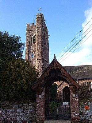 Clyst St George - Image: Parish Church, Clyst St George (geograph 4823471)