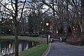 Park Tenreuken East of étang Tenreuken during evening civil twilight, Auderghem, Belgium (DSCF2712).jpg