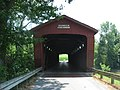 Parker Covered Bridge, northern portal.jpg