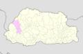 Paro Bhutan location map.png