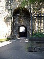 Passage leading to Castle Chare - geograph.org.uk - 1342244.jpg