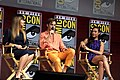 Patty Jenkins, Chris Pine & Gal Gadot (42855172665).jpg