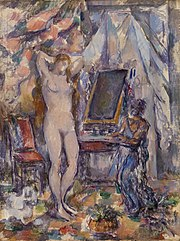 Paul Cézanne - The Toilette (La Toilette) - BF12 - Barnes Foundation.jpg