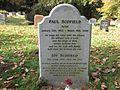 Paul Scofield's grave.jpg