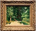 Paul cézanne, il viale al jas de bouffon, 1874-75 ca. (tate modern).jpg