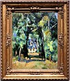 Paul cézanne, viale a chantilly, 1888.jpg