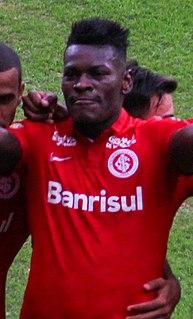 Paulo Marcos de Jesus Ribeiro Brazilian footballer